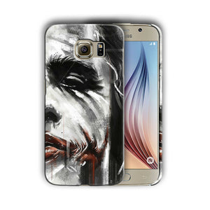 Villain Joker Samsung Galaxy S4 5 6 7 8 9 10 E Edge Note 3 - 10 Plus Case nn9