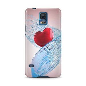 St. Valentine's Day Heart Samsung Galaxy S4 S5 S6 Edge Note 3 4 5 + Plus Case 3