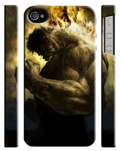 The Incredible Hulk Superhero Iphone 4s 5 6S 7 8 X XS Max XR 11 Pro Plus Case 7