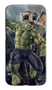 The Incredible Hulk Samsung Galaxy S4 5 6 7 8 9 10 E Edge Note 3 -10 Plus Case 6