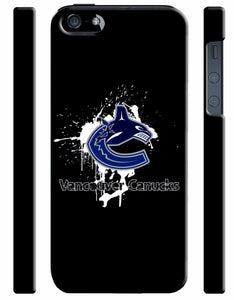 Vancouver Canucks iPhone 4S 5S 6S 7 8 X XS Max XR 11 Pro Plus SE Case Cover i2