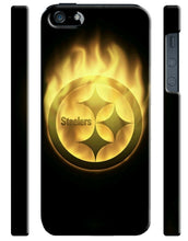 Load image into Gallery viewer, Pittsburgh Steelers Case for Iphone 6 7 Plus 8 11 Pro Cover and other models s5