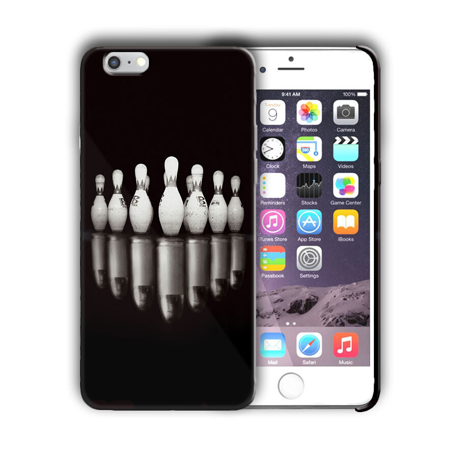 Throwing Sport Bowling Kegel Iphone 4 4s 5 5s 5c SE 6 6s 7 + Plus Case Cover 02