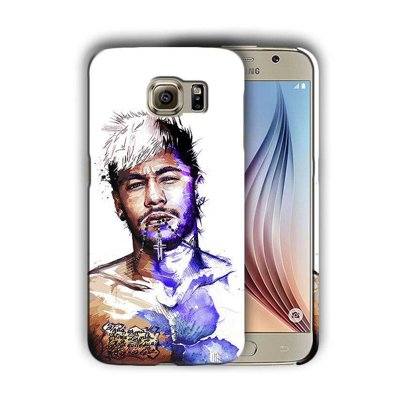 Neymar JR Samsung Galaxy S4 5 6 7 8 9 10 E Edge Note 3 - 10 Plus Case Cover 2