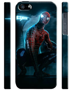 Iphone 4s 5s 5c SE 6 6S 7 8 X XS Max XR Plus Cover Case Amazing Spider-Man 15