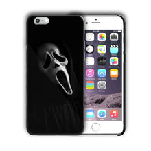 Load image into Gallery viewer, Halloween Scream Mask Iphone 4s 5s 5c SE 6s 7 8 X XS Max XR 11 Pro Plus Case n9