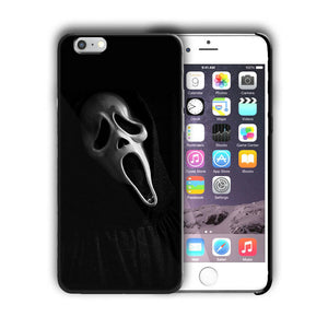 Halloween Scream Mask Iphone 4s 5s 5c SE 6s 7 8 X XS Max XR 11 Pro Plus Case n9