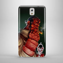 Load image into Gallery viewer, Hellboy Samsung Galaxy S4 5 6 7 8 Edge Note 3 4 5 Plus Case Cover 4