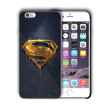 Load image into Gallery viewer, Super Hero Superman Iphone 4s 5 SE 6 6s 7 8 X XS Max XR 11 Pro Plus Case n2