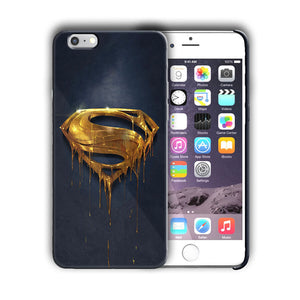 Super Hero Superman Iphone 4s 5 SE 6 6s 7 8 X XS Max XR 11 Pro Plus Case n2