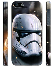 Load image into Gallery viewer, Star Wars Stormtrooper Logo Iphone 4 4s 5 5s 5c 6 6S 7 + Plus Case Cover 141
