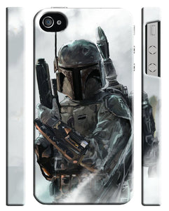 Star Wars Boba Fett Iphone 4s 5 6 7 8 X XS Max XR 11 Pro Plus Case 150