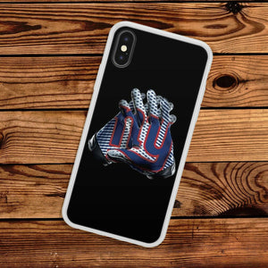 New York Giants TPU bumper case cover for iphone 5 6 plus X XS Max XR 7 8