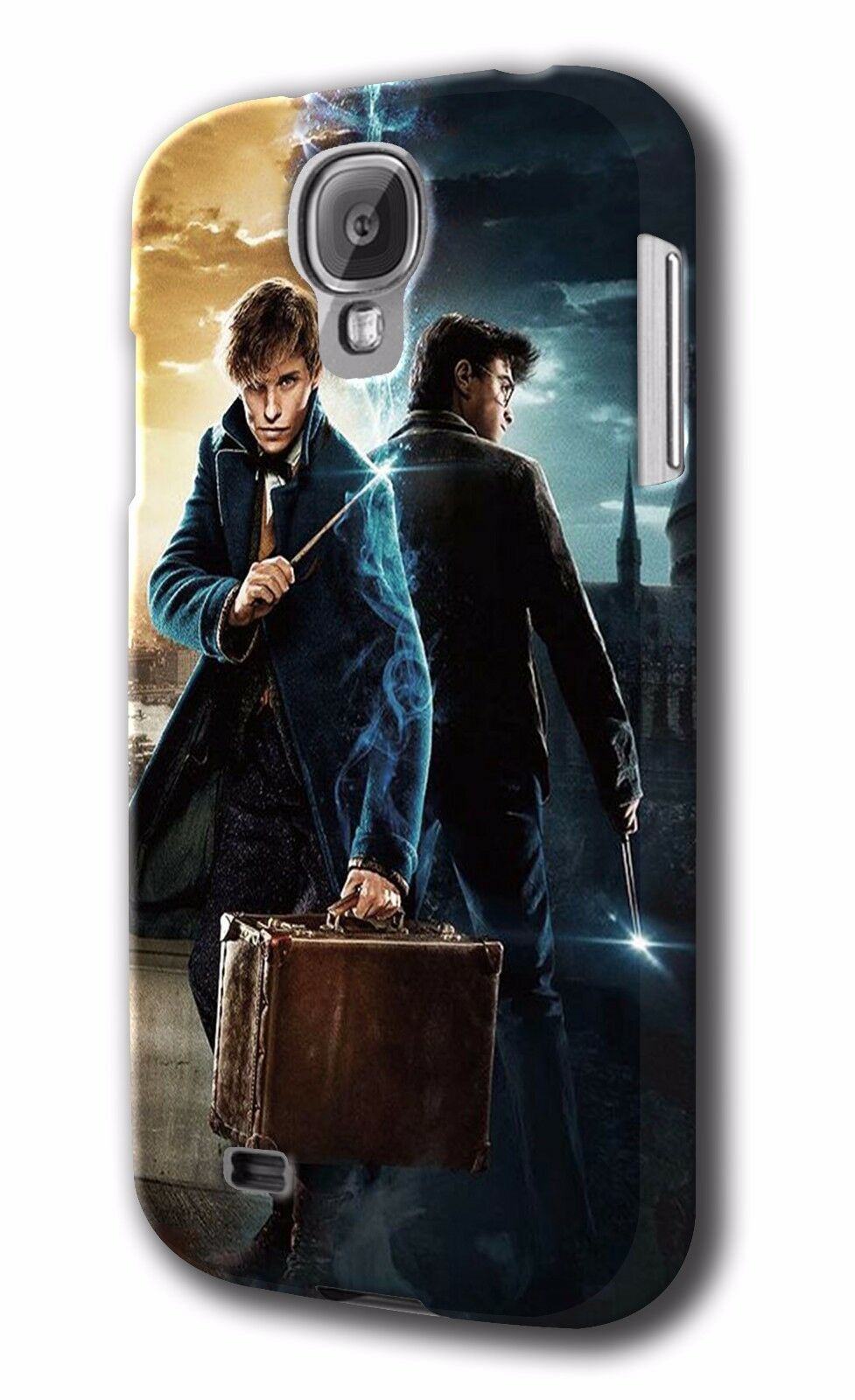 Fantastic Beasts Samsung Galaxy S4 5 6 7 Edge Note 3 4 5 Plus Case Cover 4