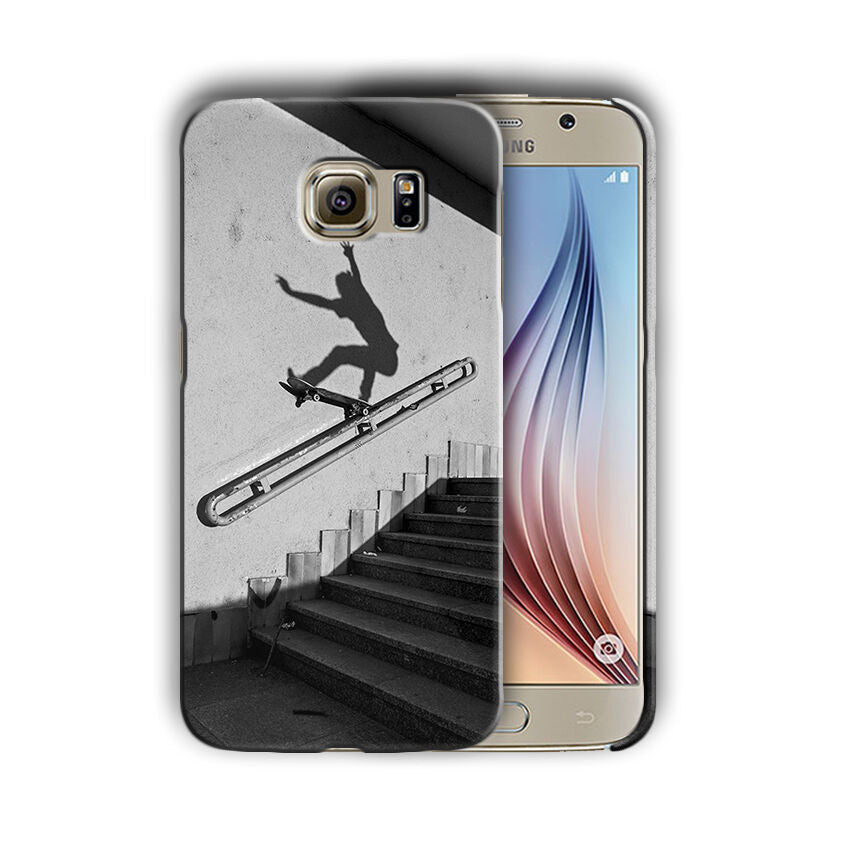 Extreme Sports Skateboarding Galaxy S4 S5 S6 S7 Edge Note 3 4 5 Plus Case 08