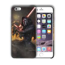 Load image into Gallery viewer, Star Wars Kylo Ren Iphone 4s 5 SE 6 7 8 X XS Max XR 11 Pro Plus Case n18