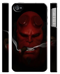 Iphone 4s 5s 5c SE 6S + Plus Case Cover Hellboy Character Comics 2