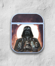 Load image into Gallery viewer, Star Wars Darth Vader case for AirPods 1 or 2 protective cover skin 03