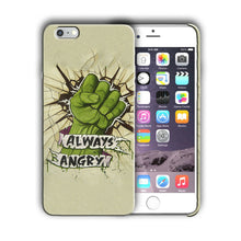 Load image into Gallery viewer, Super Hero Hulk Iphone 4 4s 5 5s SE 6 7 8 X XS Max XR 11 Pro Plus Case Cover n13