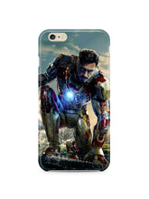 Load image into Gallery viewer, Iphone 4 4s 5 5s 5c SE 6 6S 7 8 X XS Max XR Plus Cover Case Iron Man Hero Comics