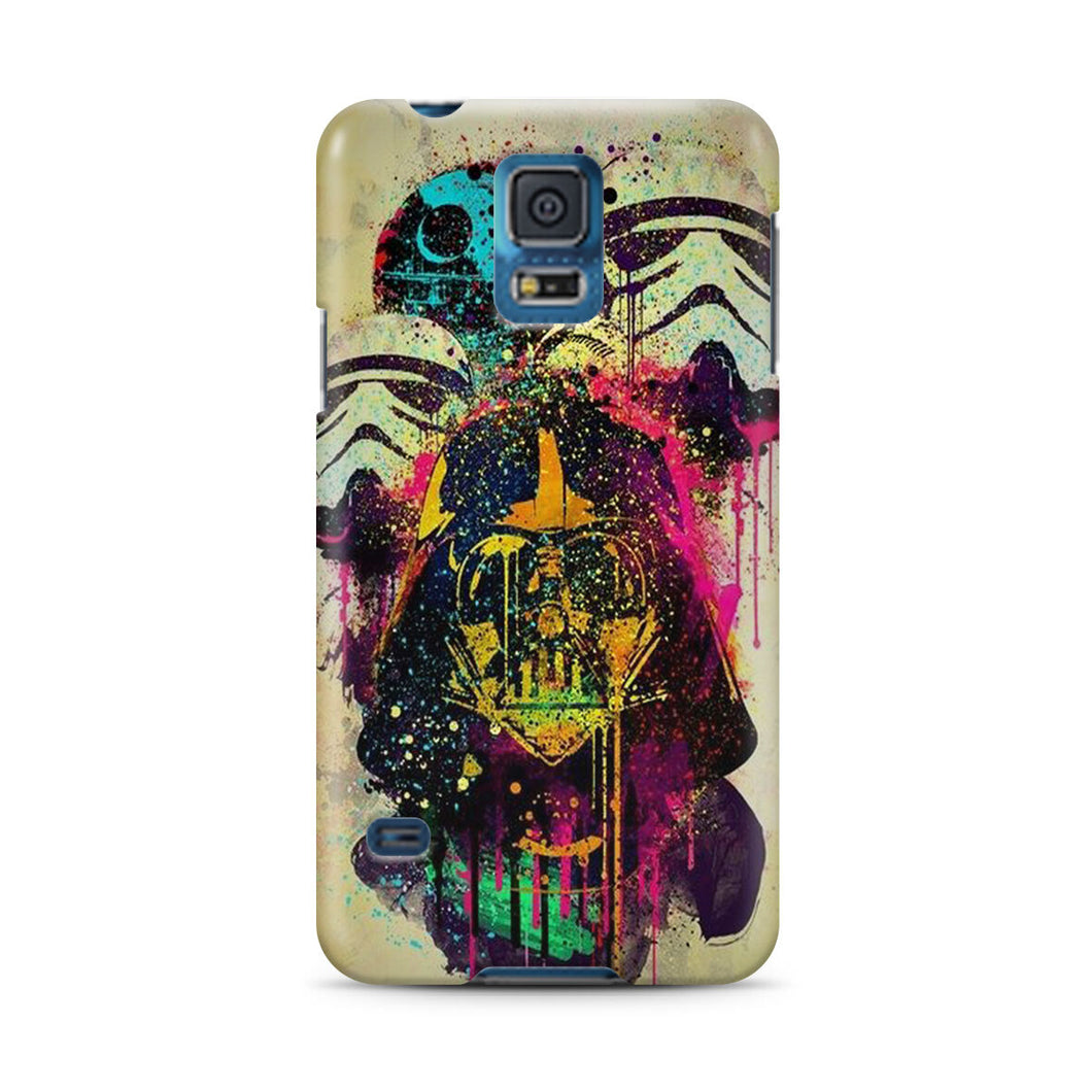 Star Wars Darth Vader Samsung Galaxy S4 5 6 7 8 9 10 E Edge Note Plus Case 106