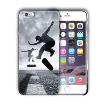 Load image into Gallery viewer, Extreme Sports Skateboarding Iphone 4 4s 5 5s 5c SE 6 6s 7 + Plus Case Cover 07