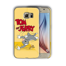 Load image into Gallery viewer, Tom and Jerry Samsung Galaxy S4 5 6 7 8 9 10 E Edge Note 3 4 5 8 9 Plus Case 5