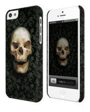 Load image into Gallery viewer, Halloween Skull Evil Horror Iphone 4 4s 5 5s 5c 6 6S 7 + Plus Case Cover ip5