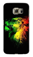 Load image into Gallery viewer, Jamajca Lion Flag Samsung Galaxy S4 S5 S6 Edge Note 3 4 Case Cover sg1
