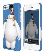 Load image into Gallery viewer, Iphone 4 4s 5 5s 5c 6 Plus Cover Case Big Hero 6 Baymax Disney Cartoon Robot