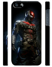 Load image into Gallery viewer, Iphone 4 4s 5 5s 5c 6 6S 7 8 X + Plus Case Cover Batman Arkham Knight Comics 25