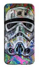 Load image into Gallery viewer, Star Wars Stormtrooper Samsung Galaxy S4 5 6 8 9 10 7 E Edge Note Plus Case