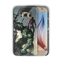 Load image into Gallery viewer, Super Hero Spider-Man Samsung Galaxy S4 5 6 7 8 9 10 E Edge Note Plus Case n8