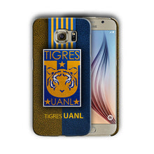 Load image into Gallery viewer, Tigres UANL Samsung Galaxy S4 5 6 7 8 9 10 E Edge Note 3 4 5 8 9 10 Plus Case 03