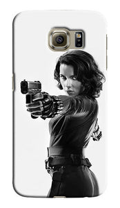 Black Widow Avengers Samsung Galaxy S4 S5 S6 Edge Note 3 4  Case Cover Kids