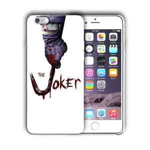 Super Villain Joker Iphone 4s 5 5s SE 6 6s 7 8 X XS Max XR 11 Pro Plus Case n9