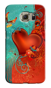 St. Valentine's Day Heart Samsung Galaxy S4 5 6 7 8 9 Edge Note 3 - 9 Plus Case