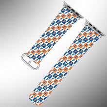 Load image into Gallery viewer, Florida Gators Apple Watch Band 38 40 42 44 mm Series 5 1 2 3 4 Wrist Strap 3