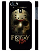 Load image into Gallery viewer, Halloween Friday 13th Jason Iphone 4s 5s 6s 7 8 X XR 11 Pro Max Plus Case SE 08