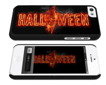 Load image into Gallery viewer, Halloween Skull Evil Horror Iphone 4 4s 5 5s 5c 6 6s 7 + Plus Case Cover ip1