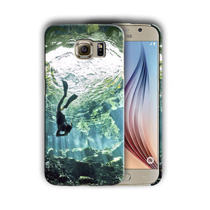 Extreme Sports Diving Samsung Galaxy S4 S5 S6 S7 Edge Note 3 4 5 Plus Case 10