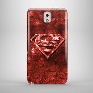 Superman Logo Samsung Galaxy S4 5 6 7 8 9 10 E Edge Note Plus Case Cover 25