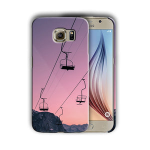 Extreme Sports Skiing Samsung Galaxy S4 S5 S6 S7 Edge Note 3 4 5 Plus Case 05