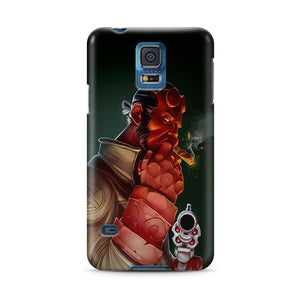 Hellboy Samsung Galaxy S4 5 6 7 8 Edge Note 3 4 5 Plus Case Cover 4