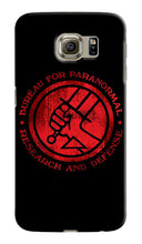 Load image into Gallery viewer, Hellboy Logo Samsung Galaxy S4 5 6 7 8 Edge Note 3 4 5 Plus Case Cover 3