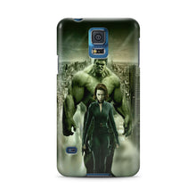 Load image into Gallery viewer, Black Widow Hulk Samsung Galaxy S4 5 6 7 8 9 10 E Edge Note 3 - 10 Plus Case