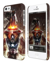 Load image into Gallery viewer, Captain America Winter Soldier Iphone 4s 5s 5c SE 6 6S 7 8 X Plus Case Cover 30