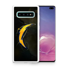 Load image into Gallery viewer, San Diego Chargers TPU bumper case for Galaxy S10 E S9 plus S8 S7 S6 S5 note 5