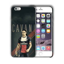Load image into Gallery viewer, Edinson Cavani Iphone 4 4S 5 5s 5c SE 6 6S 7 8 X XS Max XR Plus Case Cover 2