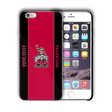 Load image into Gallery viewer, Ohio State Buckeyes Iphone 5s SE 6s 7 8 X XS Max XR 11 Pro Plus Case Cover 3